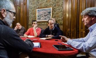 El vicepresident de la Diputació repassa l'actualitat de les comarques barcelonines