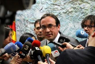 Josep Rull: «L'objectiu del Govern no és donar les culpes a Madrid»