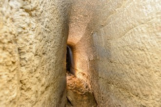 Vés a: FOTOS Trobat un túnel al nucli antic de Vic que podria ser de l'època romana