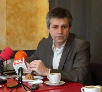 David Rodríguez enceta les tertúlies de cafè aquest divendres amb la gent gran de Solsona
