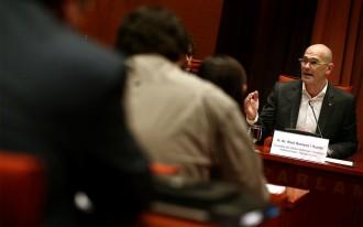 Romeva defensa la conselleria d'Exteriors afirmant que l'«empara la legalitat»