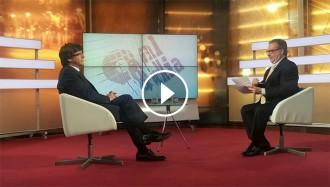 Vés a: Puigdemont: «Sense independència, hi ha decadència»