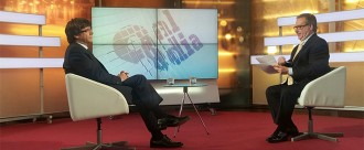 Vés a: Carles Puigdemont: «Sense independència, no hi ha solució; sense independència, hi ha decadència»
