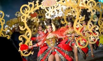 Les comparses Disc 45 i Nou Ritme, triomfadores al Carnaval de Tarragona