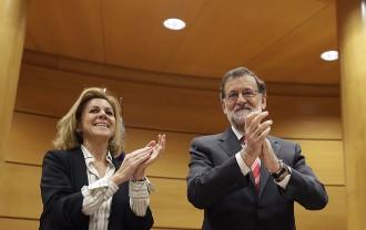 Vés a: Rajoy acusa Sánchez d'ignorar l'«amenaça independentista»