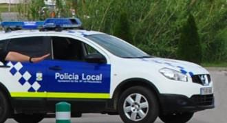 Tres detinguts a Palau quan intentaven robar en una casa del Virgili