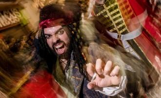 La disbauxa del Carnaval, en imatges