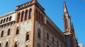 Alarma per una fuita de gas al convent de les Carmelites a Tarragona
