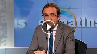 Josep Rull: «Hem de decidir el qui, el què i el com de la consulta sobre BCN World»