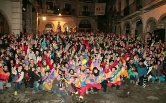 Final gegant per a un gran Carnaval
