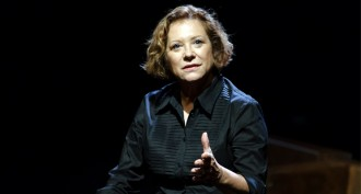 L'obra «Neus Català, un cel de plom» arriba dissabte al Teatre Bartrina