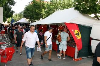 Restaurants i hotels del Vallès Oriental es «guarniran» durant l'activitat del Circuit