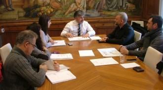 Fil a l'agulla a la redacció del projecte museogràfic del Museu Casteller