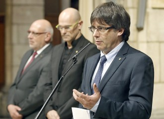Vés a: Carles Puigdemont, al cos consular: «En els propers mesos se'ls gira feina»