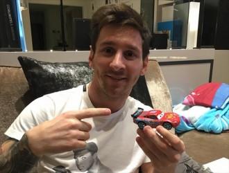 La magnífica resposta de Messi a un rumor que l'intentava enfrontar amb Cristiano Ronaldo