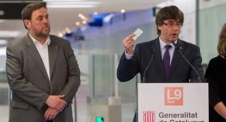 Puigdemont: «L'Estat ha dimitit de la seva responsabilitat en les infraestructures de Catalunya»