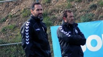 Moreno demana unió: «En els bons moments és fàcil estar amb l'equip»