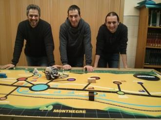 El Robotseny també uneix el Baix Montseny