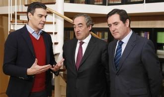 La gran empresa espanyola, amb l'ai al cor