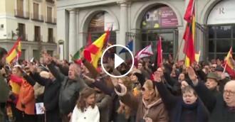 VÍDEO El «fantasma» de Franco a Espanya, en un reportatge de France 24