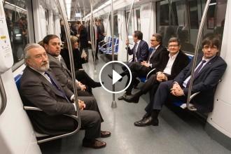 La broma d'Antonio Baños sobre Mas que deixa sense paraules els tertulians de TV3