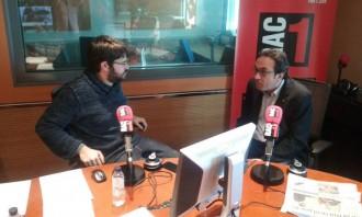 Josep Rull: «BCN World no era un bon projecte»