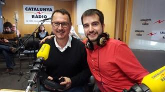 Vés a: Catalunya Ràdio celebra el Dia Mundial de la Ràdio repassant la seva història