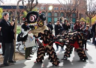 Vés a: Barcelona dóna la benvinguda a l'Any del Mico