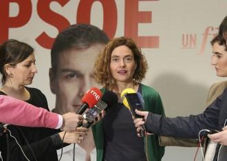 El PSOE insta Podem que s'assegui a negociar «ràpidament»