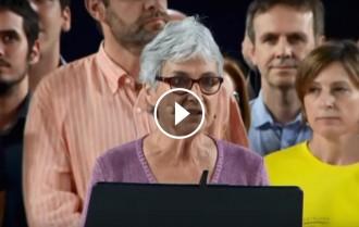 VÍDEOS Muriel Casals, una vida dedicada a la lluita pels drets socials i polítics de Catalunya