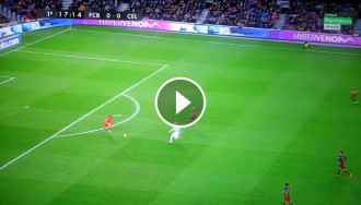 VÍDEO El Camp Nou retrona més que mai per acomiadar Muriel Casals