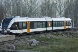 Més de 167.000 passatgers, en el primer any en funcionament dels nous trens de la Pobla