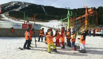 Fase Comarcal d'esquí alpí i surf de neu