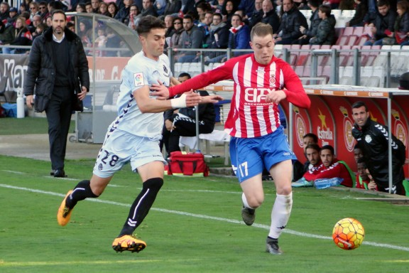Futbol: Girona - Nàstic