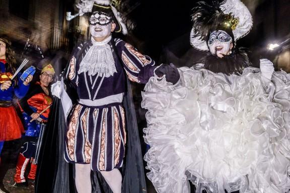 Roda de Ter viu un dels Carnavals més multitudinaris dels últims anys