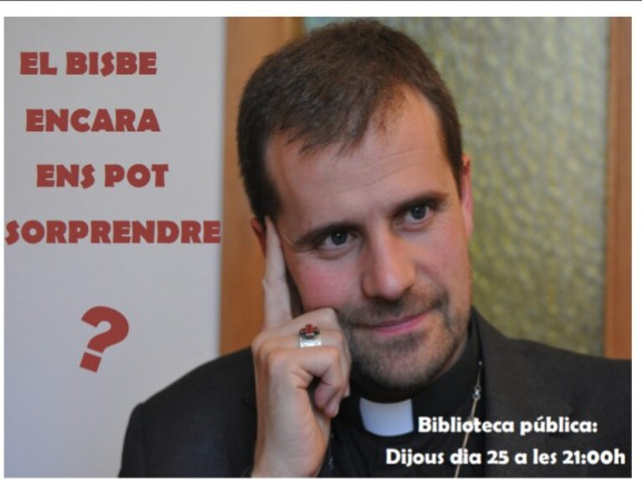 El Bisbe de Solsona parlarà de la Quaresma en l'Any de la Misericòrdia
