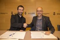 Vés a: Els fons FEDER financen el projecte «Turisme sostenible al Baix Montseny»