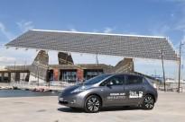 Vés a: Barcelona acull l'última etapa del Nou Nissan LEAF Zero Emission Tour.