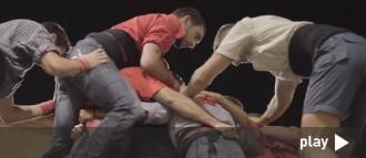 El vídeo de la Joves per tornar als assajos amb «passió i lluita»