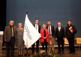 Mollerussa, proclamada Capital de la Sardana 2016