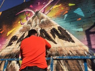 Vic, capital del grafit i l'art urbà durant un cap de setmana