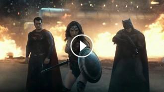 La lluita entre Batman i Superman, gran protagonista de la cartellera