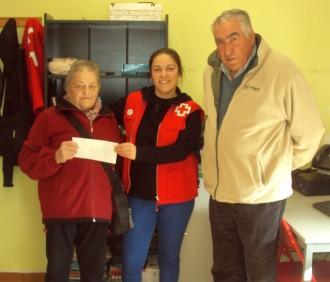 Donatiu del Club de Bitlles Solsona al Rebost solidari