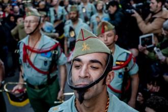 Vés a: Indemnitzaran amb 30.000 euros els legionaris per desnonar-los de Sant Andreu
