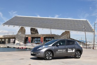 Vés a: Nou pla d'acció de la Generalitat per impulsar el vehicle elèctric