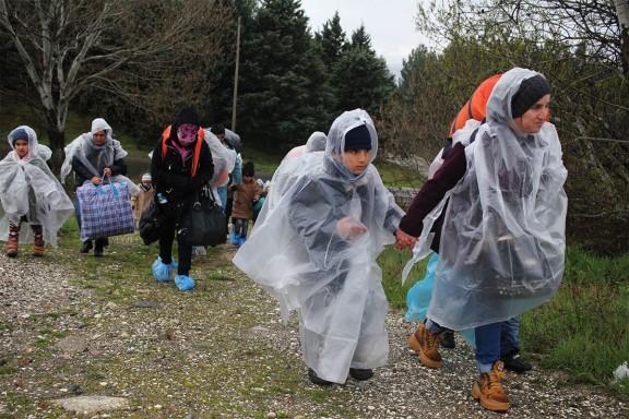 Camp de refugiats d'Idomeni