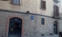 Vés a: Tot un espectacle d'imatges i música a la façana del Consell Comarcal