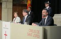 Carles Puigdemont: «Podem tenir un futur brillant si ens el proposem»