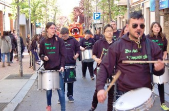 FOTOS de la festa de les entitats de cultura popular de Terrassa