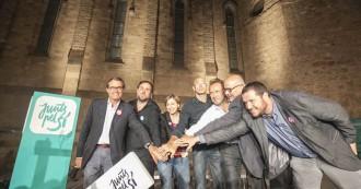 Vés a: El programa de JxSí ja preveia accelerar la ruptura si l'Estat actuava contra l'autogovern català